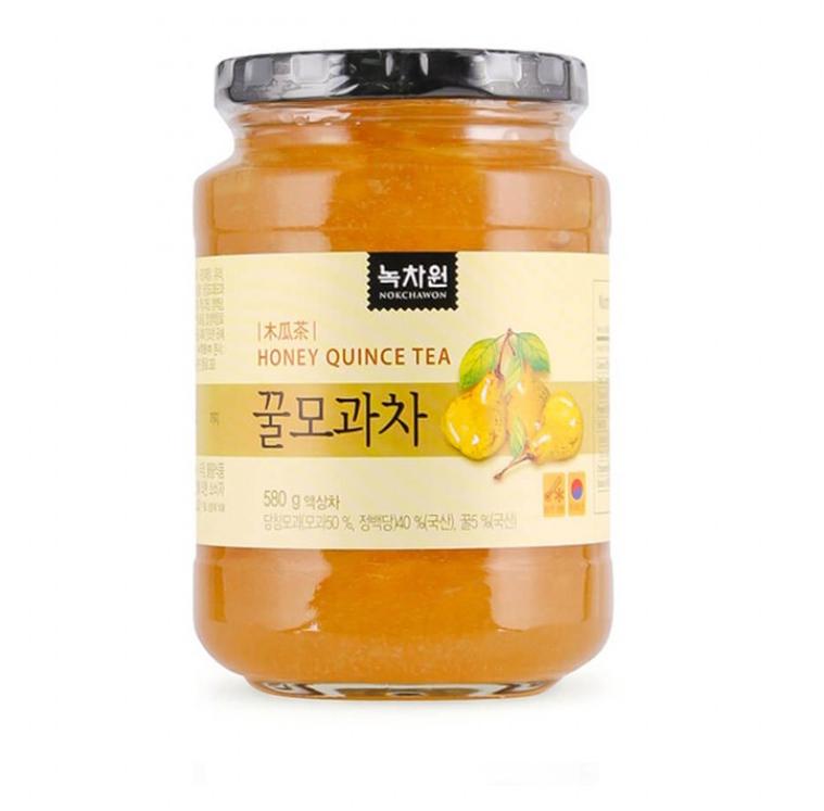 Trà Mộc Qua Mật Ong Nokchawon Honey Quince Tea 580g