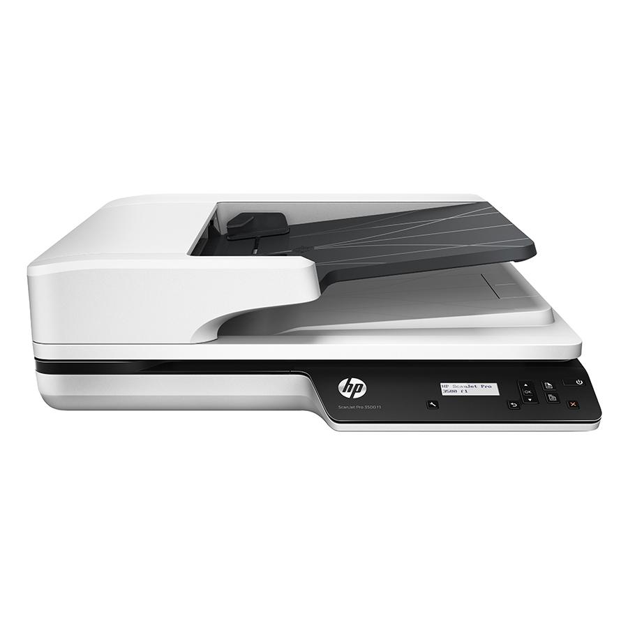 Máy Scan HP ScanJet Pro 3500F1 - Hàng Chính Hãng