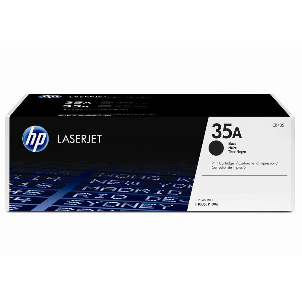 Mực In HP CB435A (HP 35A) HP P1006; HP P1005 - Hàng Chính Hãng