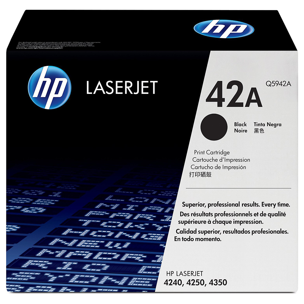 Mực In HP Q5942A (HP 42A) Cho Máy In HP  4240; HP LaserJet 4350dtn; HP  4350; HP  4240n - Hàng Chính Hãng