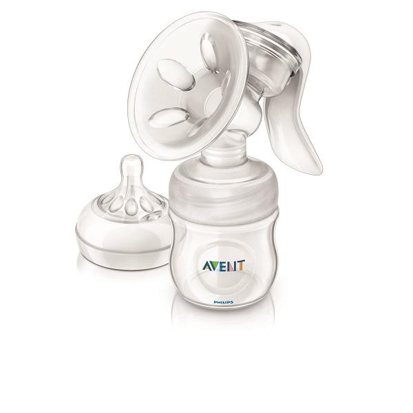 Hút Sữa Bằng Tay Philips Avent (Bình Sữa PP Mô Phỏng Tự Nhiên) - 330.20