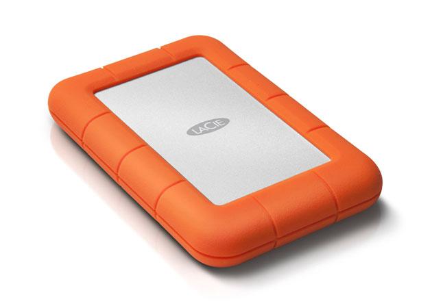 Ổ Cứng Di Động LaCie Rugged Mini 1TB - USB 3.0