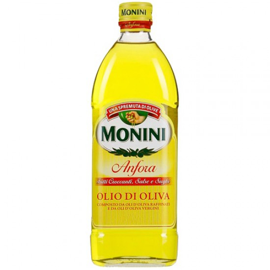 Dầu Olive Monini Anfora 1000ml