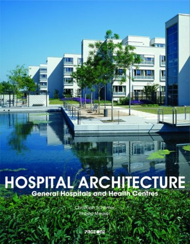 New Hospital Buildings in Germany: General Hospitals And Health Centres