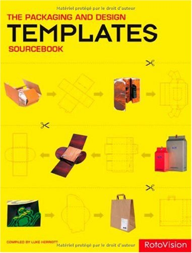 The Packaging and Design Templates Sourcebook (Graphic Design)