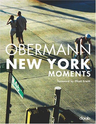 Obermann-New York: Moments (Photo Books)