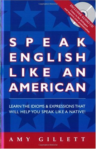 Speak English Like an American (Book  Audio CD set)