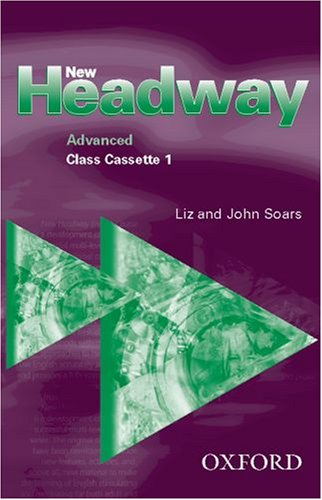 New Headway English Course: Class Cassettes Advanced level