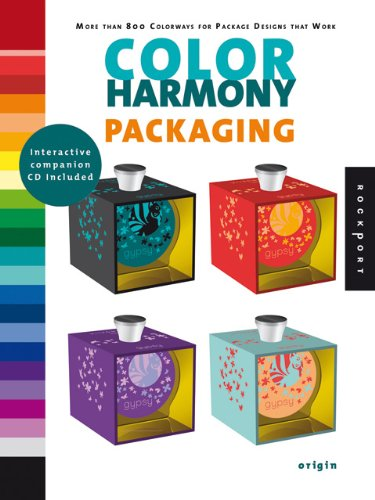 Color Harmony: Packaging: More than 800 Colorways for Package Designs that Work