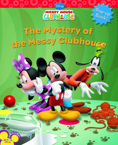 The Mystery of the Messy Clubhouse (Mickey Mouse Clubhouse)