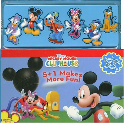 Mickey Mouse Clubhouse: 5+1 Makes More Fun