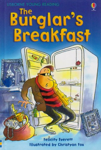 Usborne Young Reading Series One: The Burgular's Breakfast