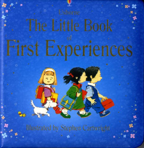 Usborne The Little Book of First Experiences