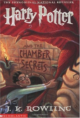 Harry Potter Part 2: Harry Potter And The Chamber Of Secrets (Paperback) - Original Series