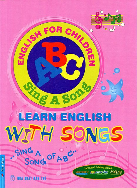 Learn English With Songs (Kèm CD)