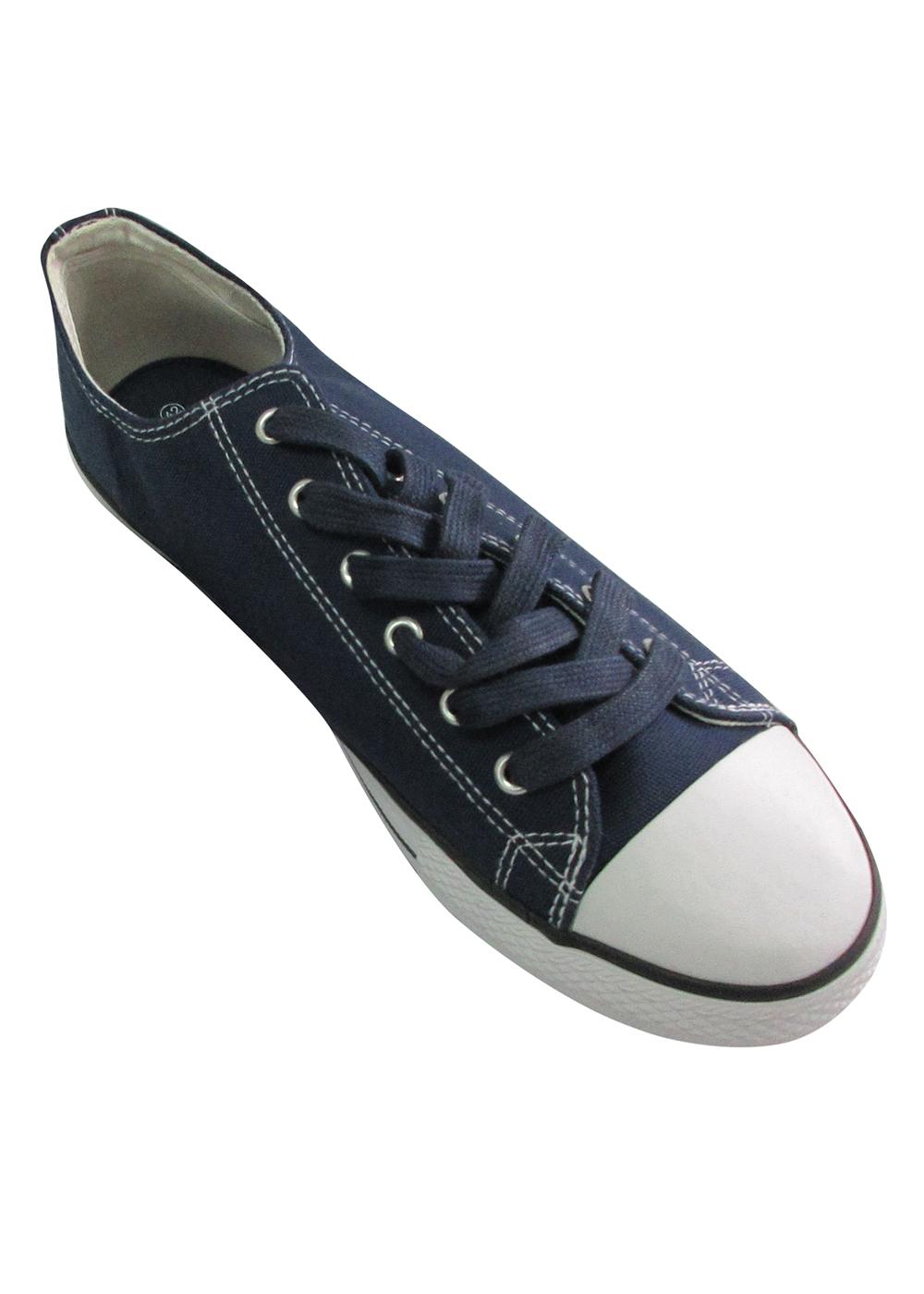 Giày Casual Nam DA M1501 - Xanh Bò