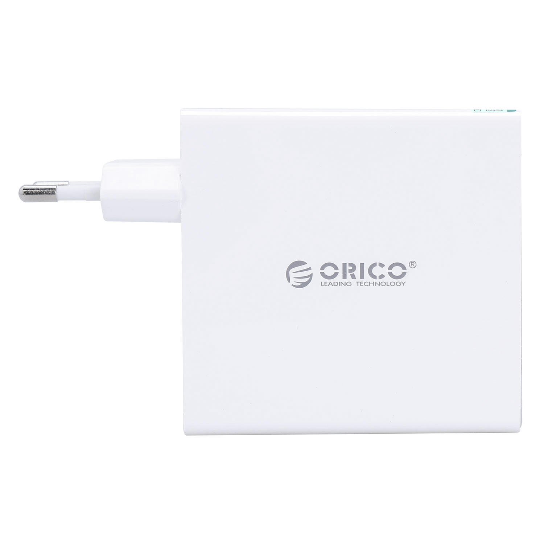 Sạc Điện Thoại Orico USB 4 Cổng 2.4A DCW-4U