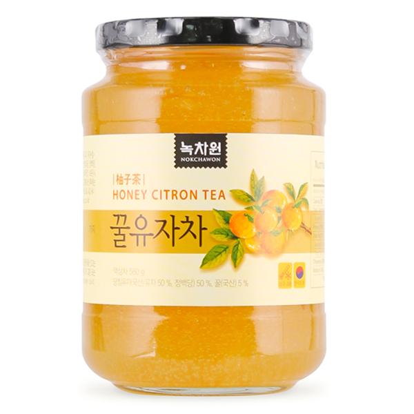 Trà Thanh Yên Mật Ong Nokchawon Honey Citron Tea 580g