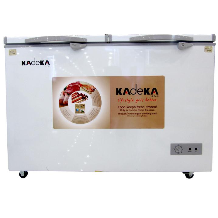 Tủ Đông Kadeka KCFV-350DC (300L)