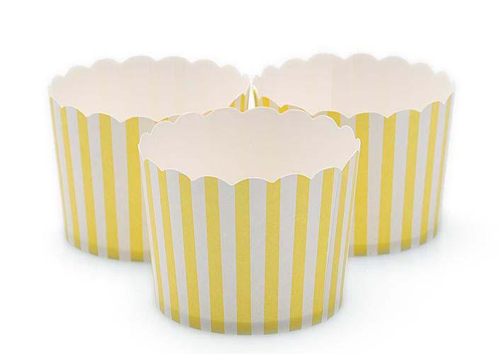 Bộ 25 Giấy Lót Bánh Cupcake Uncle Bills KC0269