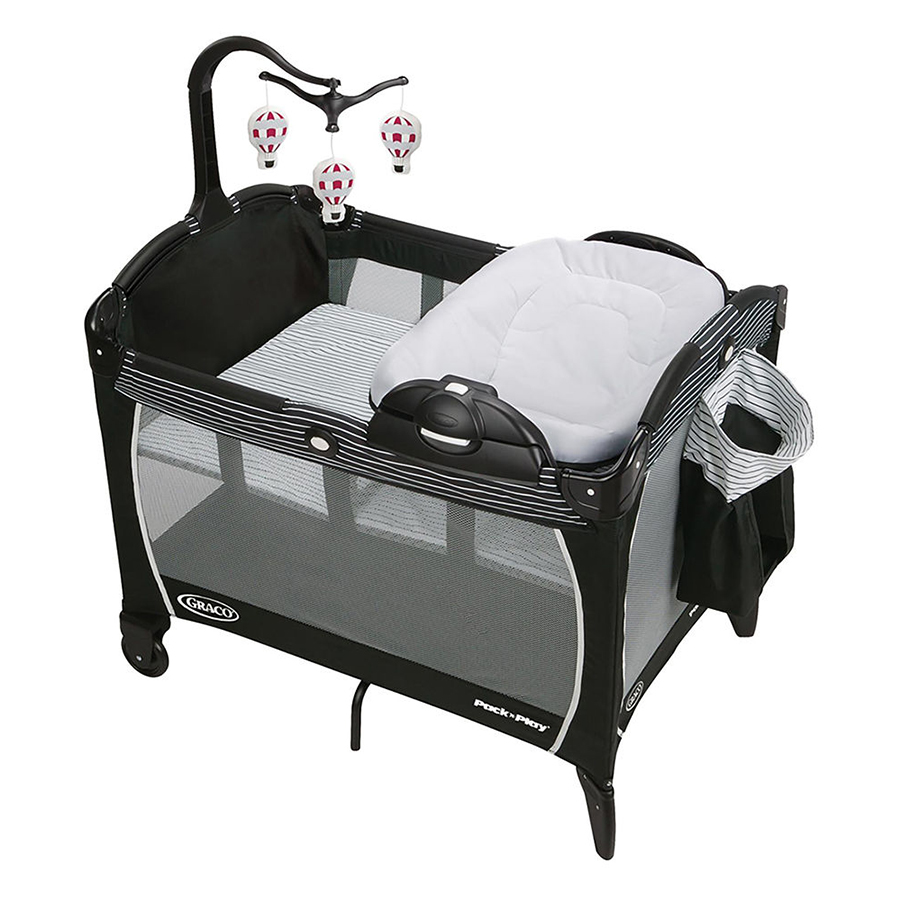 Giường Cũi Graco Portable Napper  Changer Studio 1925939