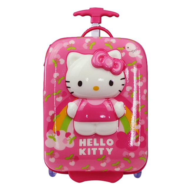Vali Kéo Cho Bé Bouncie - Hello Kitty - LG-15KT-P01