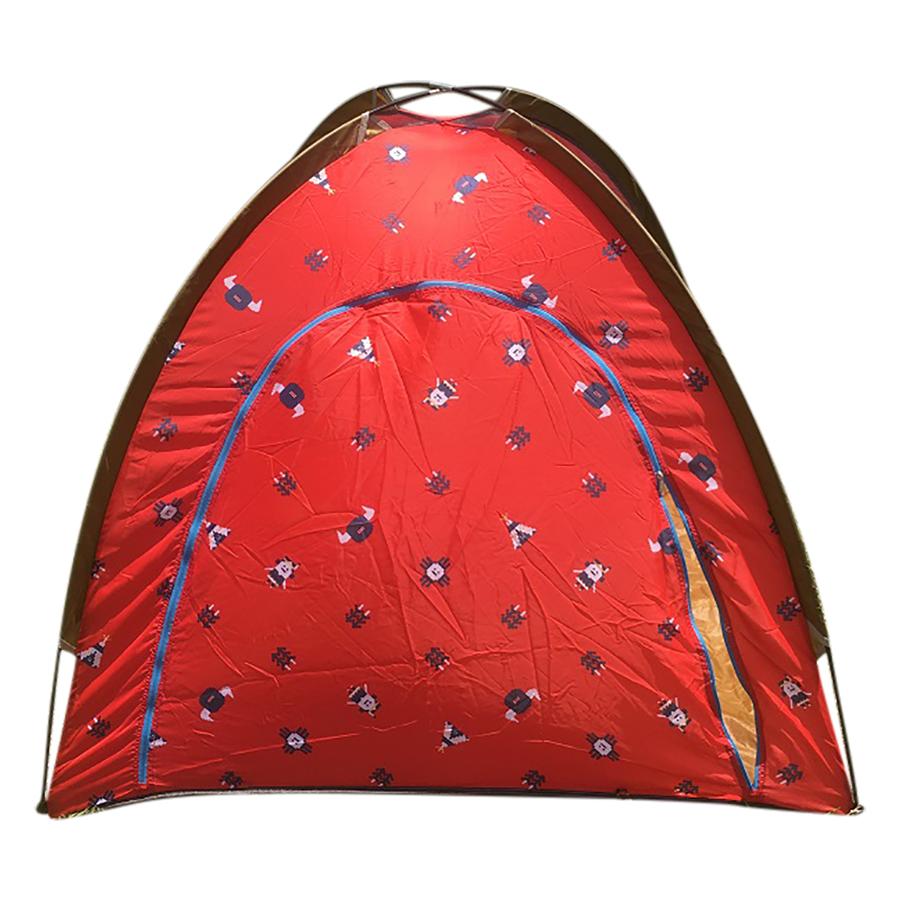 Lều Trẻ Em Lều Balô PD LTE_CB - Đỏ (130 x 130 cm)