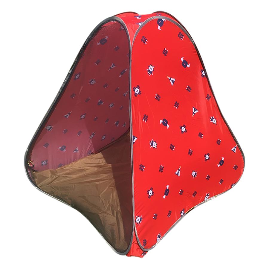 Lều Trẻ Em Tự Bung Lều Balô PD LTE_TB - Đỏ (110 x 130 cm)