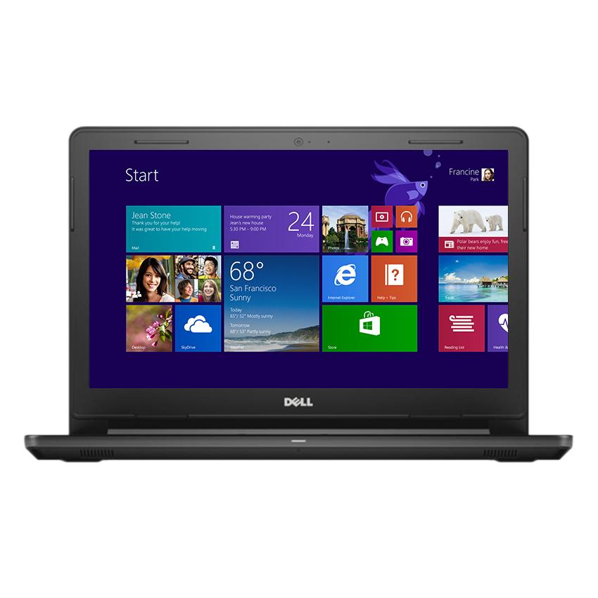 Laptop Dell Inspiron N3467 M20NR2 Core i3-7100U/Free Dos (14inch) - Đen - Hàng Chính Hãng