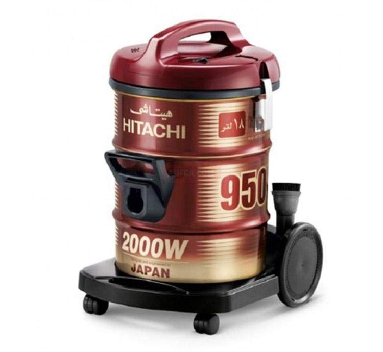 Máy Hút Bụi Hitachi CV-950Y (2000W) - Đỏ