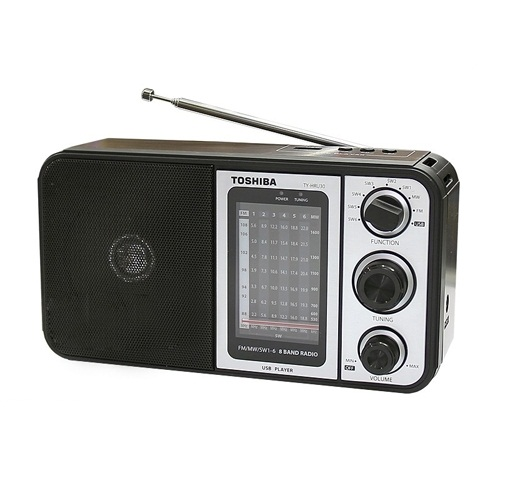 Máy Cassette Toshiba TY-HRU30