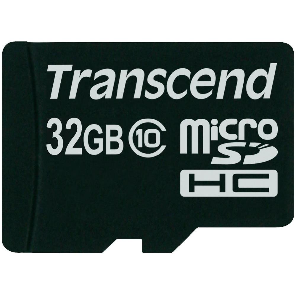 Thẻ Nhớ Micro SD Transcend 32GB Class 10