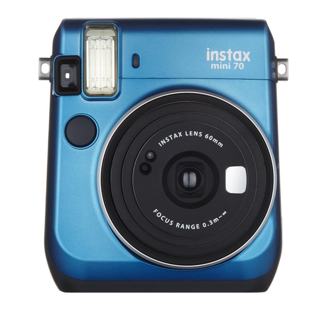 Máy Ảnh Selfie Lấy Liền Fujifilm Instax Mini 70  - Xanh