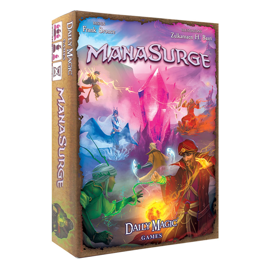 Trò Chơi Boardgame BGV Manasurge 15610072