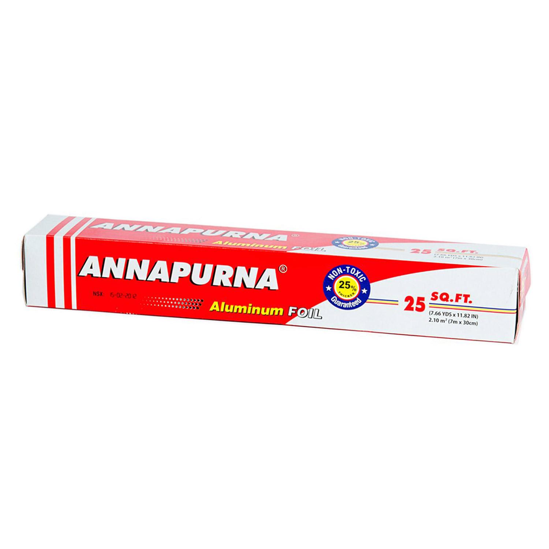 Màng Nhôm Annapurna MNTP00070025 - 30cm x 7m