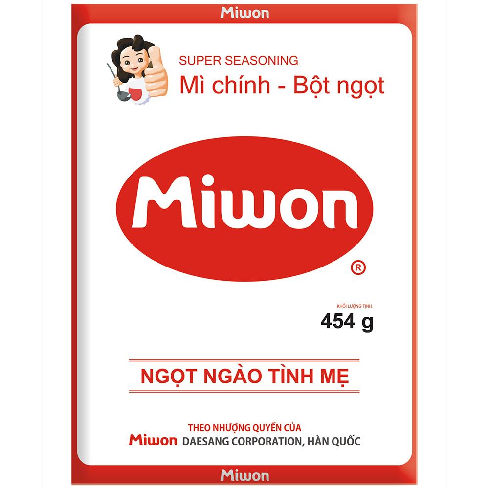 Bột Ngọt Miwon 454g