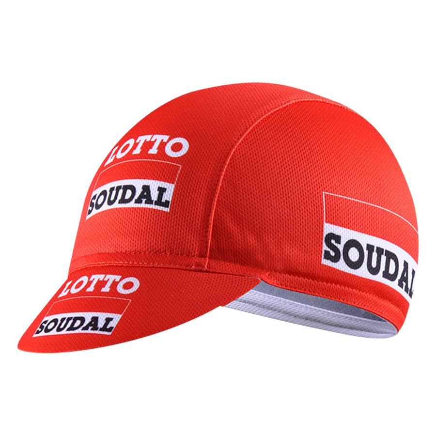 Mũ Lưỡi Trai POPO Mu-xedap-Red-Lotto - Đỏ