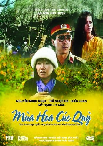 PHIM VIỆT NAM: MÙA HOA CÚC QUỲ (DVD)