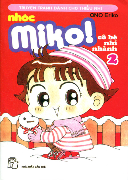 Nhóc Miko: Cô Bé Nhí Nhảnh - Tập 2