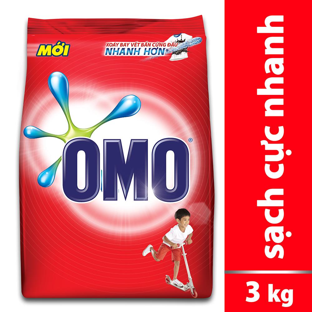 Bột Giặt OMO Đỏ 32004688 (3kg)