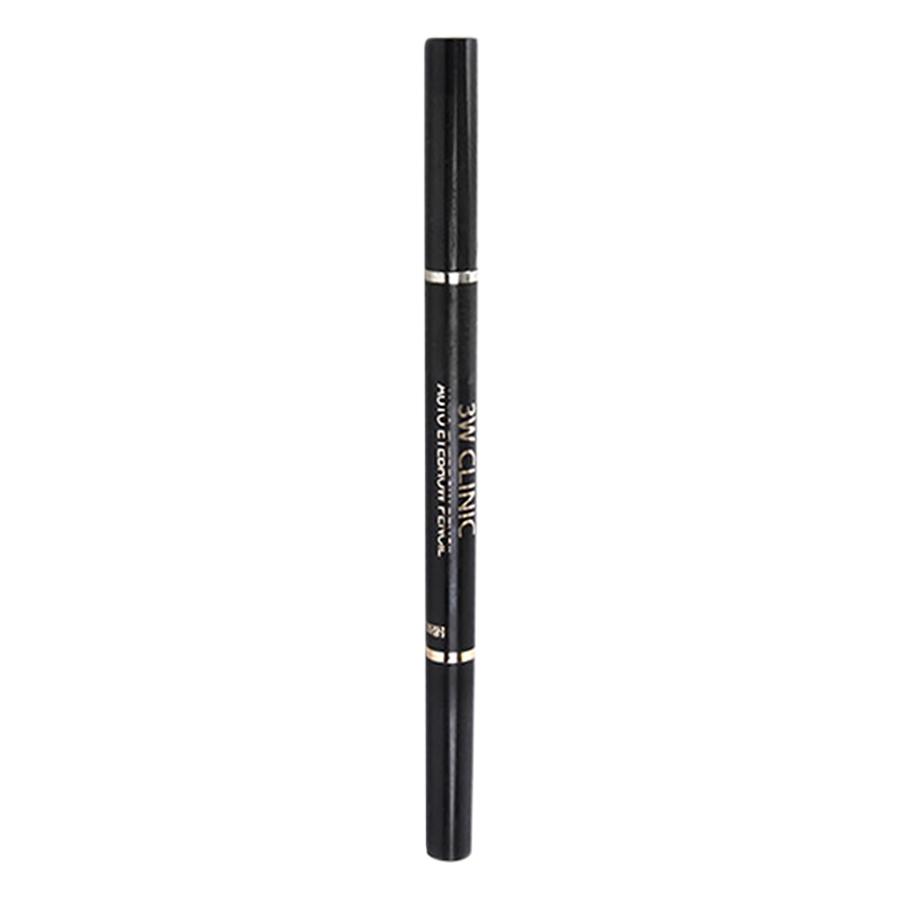 Chì Vẽ Mày Xoay Hai Đầu Cao Cấp 3W Clinic Auto Eyebrow Pencil CVMXHDCCEP (24g)