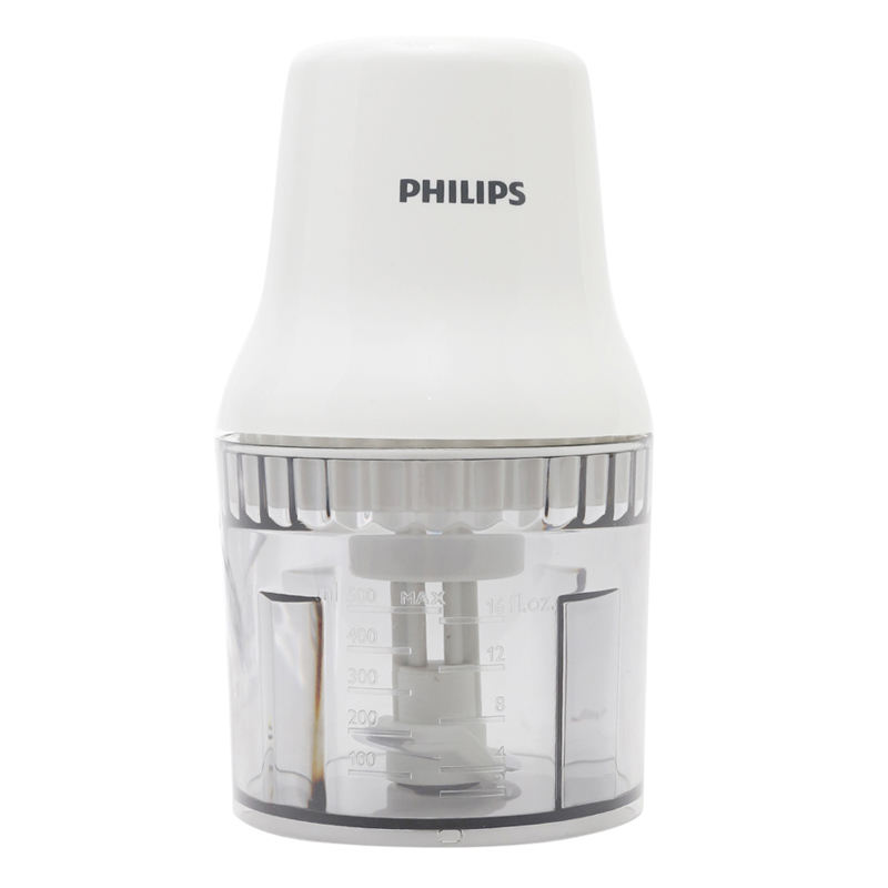 Máy Xay Thịt Philips HR1393 – 0.7 Lít - Trắng