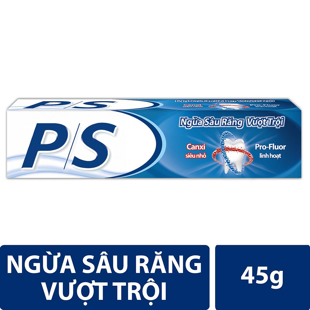 Kem Đánh Răng P/S Ngừa Sâu Răng Vượt Trội 40g - 21009946