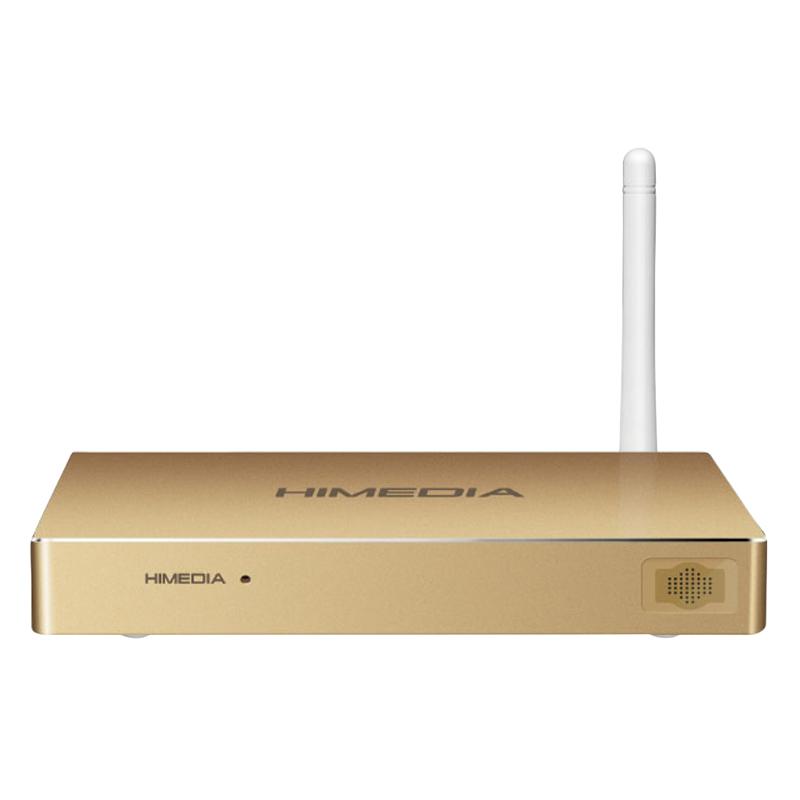 Android TV Box Himedia Q8 IV Quadcore - Vàng - Chính Hãng