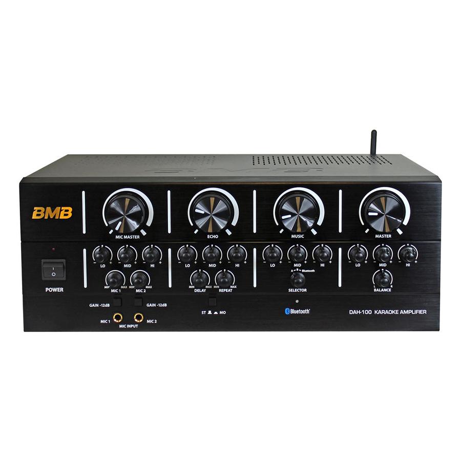Ampli Karaoke BMB DAH100 – Hàng Chính Hãng