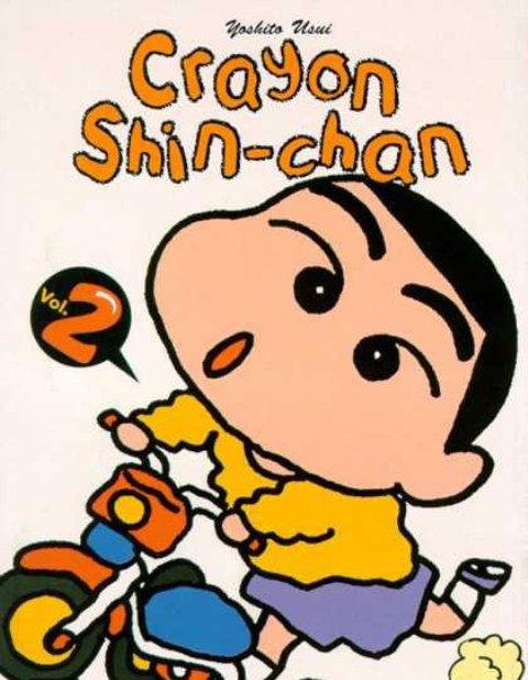 Shin - Cậu Bé Bút Chì (Tập 2)