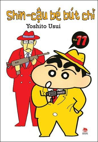 Shin - Cậu Bé Bút Chì (Tập 11)