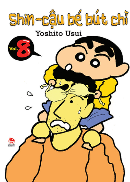 Shin - Cậu Bé Bút Chì (Tập 8)