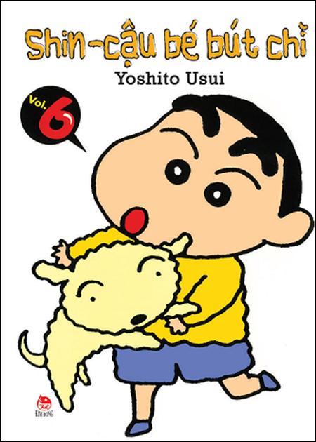 Shin - Cậu Bé Bút Chì (Tập 6)