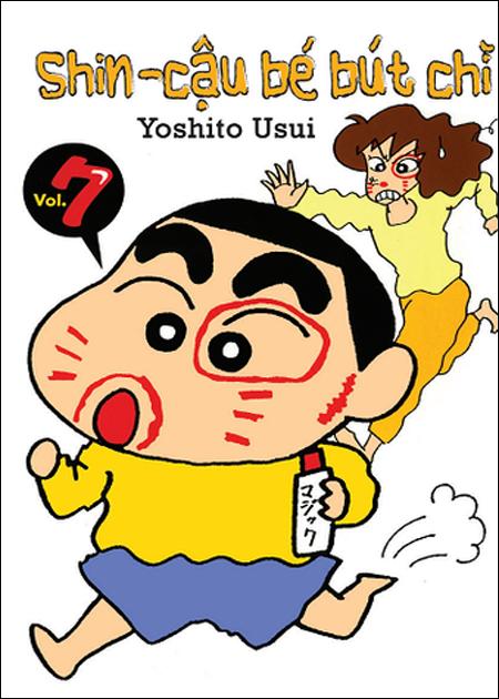 Shin - Cậu Bé Bút Chì (Tập 7)